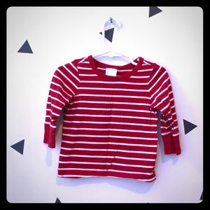 Red striped Hanna shirt